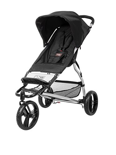 Mountain Buggy 4-Piece Mini Stroller Set, Black