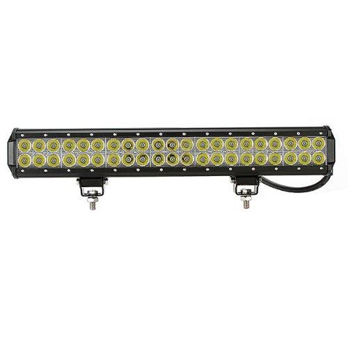 "Off-Road Auxiliary Lighting 20"" 126W Spot Beam Cree Led Light Bar Waterproof"