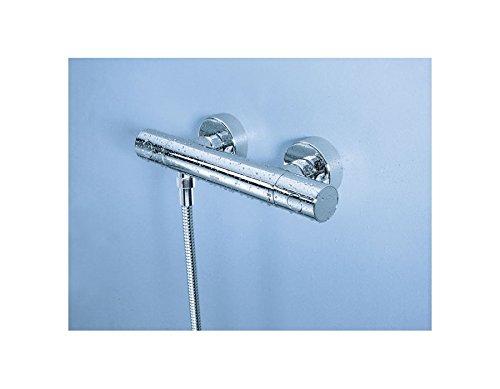 Grohe 34065 grohterm termostato de ducha for Desmontar ducha