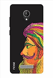 Noise Incredible India Hermit Colorful Printed Cover for Micromax Spark Q380