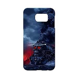 BLUEDIO Designer 3D Printed Back case cover for Samsung Galaxy S7 Edge - G1107
