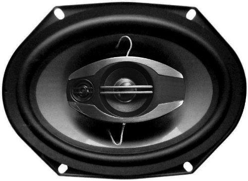 "2) Audio Drift Dsa6803 6X8"" 350W 3-Way Car Speakers"