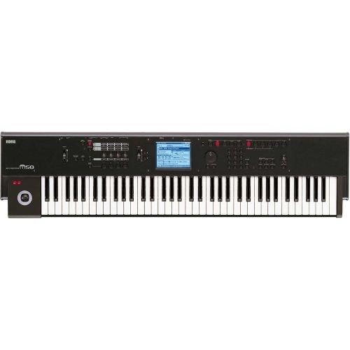 Korg m50 73 synthesizer ebay