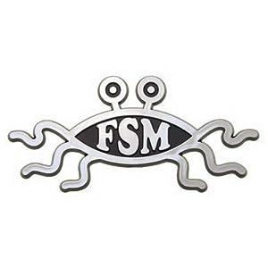 Flying spaghetti monster symbol - photo#3