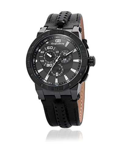 Grafenberg Reloj de cuarzo Man GB202-622 Negro 44 mm