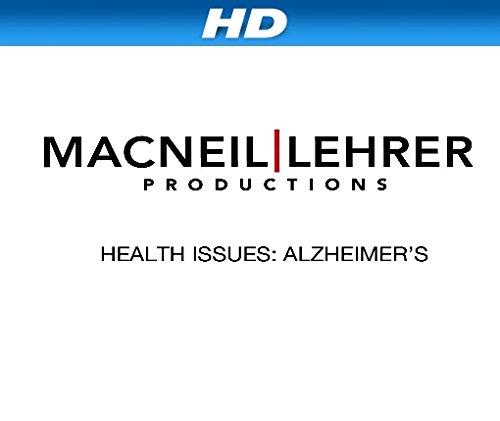 Health Issues: Alzheimer's