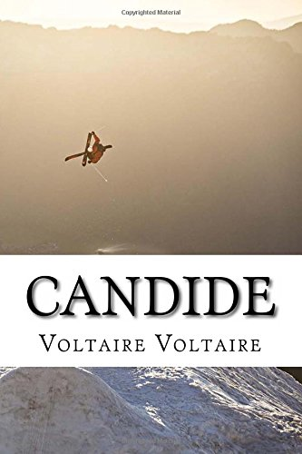an analysis of the main themes in candide by voltaire Philosophes and the enlightenment the religion of candide, and of voltaire is deism or when cunegonde is raped and disemboweled, yet survives thousands die around them, but the main characters remain curiously invulnerable to the disasters they witness.
