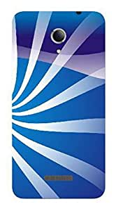 UPPER CASE™ Fashion Mobile Skin Vinyl Decal For Micromax Canvas Amaze Q395 [Electronics]