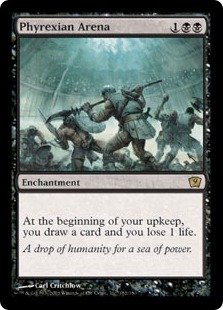 Magic: the Gathering - Phyrexian Arena - Ninth Edition