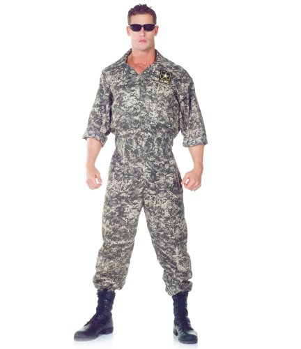 Men's U.S. Army Jumpsuit, Camo
