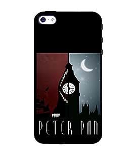 EPICCASE Peter Pan Mobile Back Case Cover For Apple iPhone 4/4s (Designer Case)
