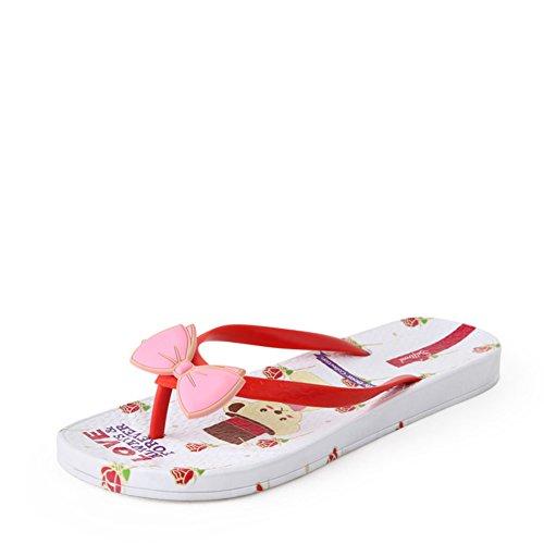 sandales/Nouvelles tongs pincée/sandales plates