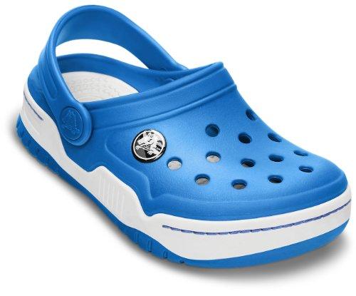 Crocs - Kids Unisex Front Court Clog Kids Shoes, Size: 4-5 M