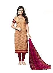 Shivani womens Cotton unstiched Salwar Suit Material(904_Multi-Colour)