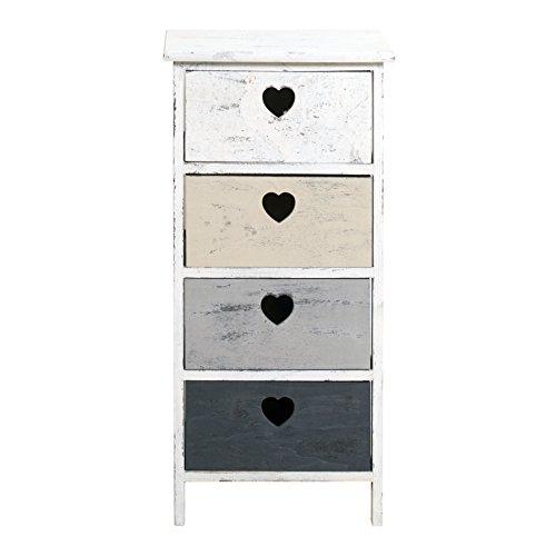 landhausstil kommoden bettmix. Black Bedroom Furniture Sets. Home Design Ideas