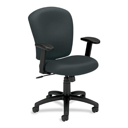 HON HVL220 Task Chair for Office or Computer Desk, Gray