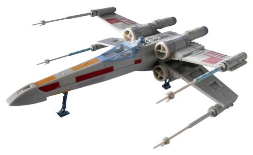 Revell X-Wing Fighter Plastic Spacecraft Model Building Kit (Models To Build compare prices)