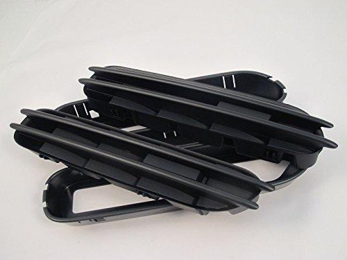 Ersatz-Belüftungsgitter für BMW E60 E61 M5, Mattschwarz, für die Seiten