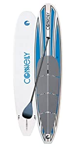 Connelly Skis Classic SUP Board with Carbon Paddle, 12-Feet by Connelly Skis Inc