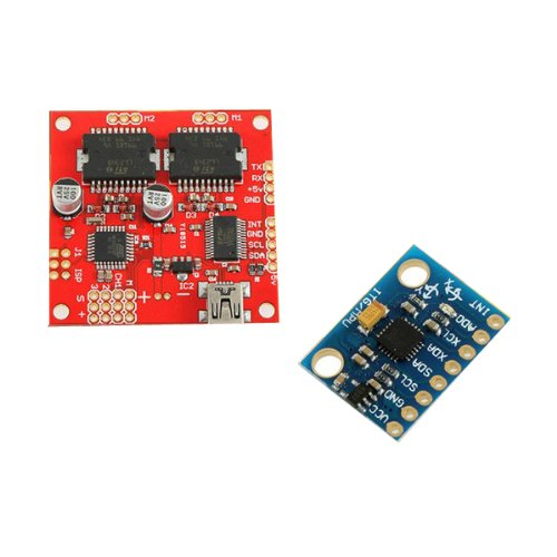 Newest Gimbal 2.0 Brushless Controller+Transducer