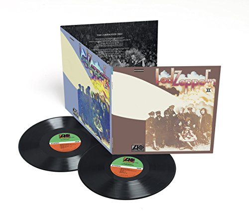 Led Zeppelin - Led Zeppelin Ii (Deluxe Edition Remastered Vinyl) - Zortam Music