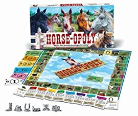Horse-Opoly (Oversized)