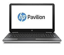 HP Pavilion (15-au112ng) 39,6 cm (15,6 Zoll / Full HD) Notebook (Laptop mit: Intel Core i7-7500U, 256 GB SSD, 1 TB HDD, 8 GB RAM, NVIDIA Geforce 940 MX 4 GB, Windows 10 Home) silber