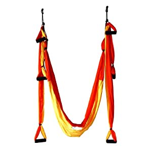 Yoga Trapeze - Orange