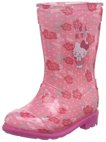 Hello Kitty PIANELI, Stivali bambine Rosa Pink (light pink) 22