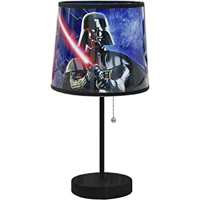 Cool Star Wars Darth Vader Table Lamp
