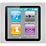 Premium Clear Soft Silicon Gel Skin Case Cover for the Apple iPod Nano 6 Gen, 6th Generation