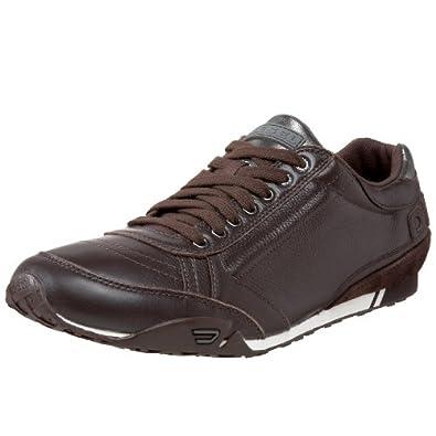 Diesel Men's Take Fashion Sneaker,Coffee,7 M US