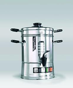 Kaffeeautomat CNS35 Hogastra ... bis 35 Tassen  Kritiken und weitere Informationen