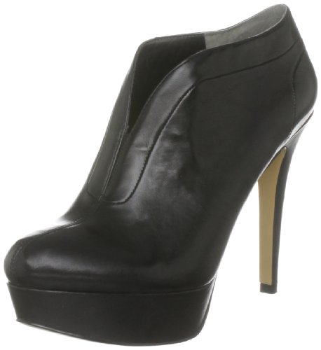 Nine West Women's Gracious Black Ankle Boots 2342200109 8 UK