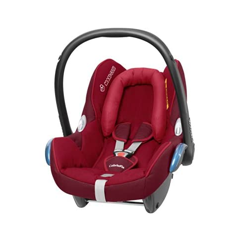Maxi-Cosi CabrioFix Car Seat (Raspberry Red)