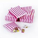 Sachet Kraft Rose sacs de bonbons