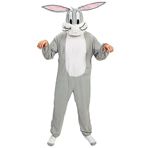 Warner Bros. Men's Looney Tunes Bugs Bunny Costume Standard