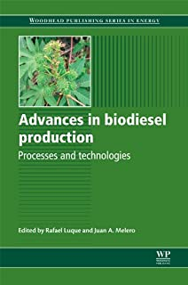 Advances in biodiesel production [electronic resource] : processes and technologies