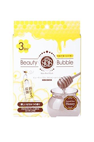 猎奇的护肤品 — beauty bubble 蜂蜜碳酸面膜&Biore 碧柔 防晒霜