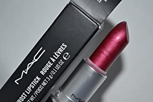 MAC Lipstick ~New York Apple~ Nib