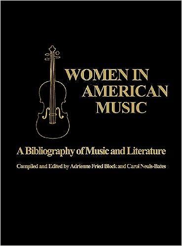 Bibliography of Music Literature #