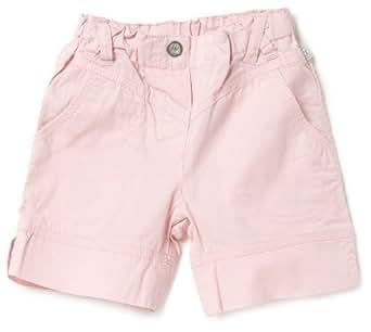 Liegelind Mädchen Bermuda, rosa 00-32401-33 Mädchen Unterteile / Hose  Hosen/ Lang, Gr. 74 , Rosa