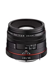 PENTAX HD PENTAX-DA35mmF2.8 Macro Limited ブラック