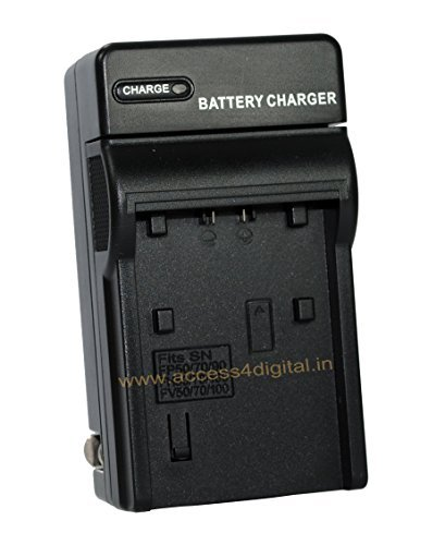 I-Discovery Camera Battery Charger (For Sony FH/ FV/ FP)