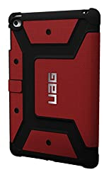 Urban Armor Gear Folio Case For Ipad 4 MINI - RED