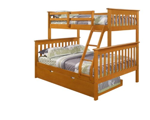 Bunk Beds Twin Over Full 9492 front