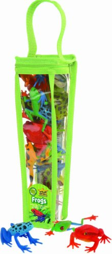 Wild Republic Nature Tubes Frogs