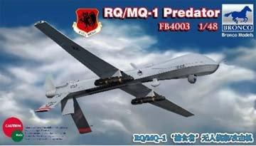 1/48 米無人偵察機プレデターMQ/RQ-1