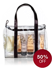 Royal Jelly & Pure Honey Weekender Bag Gift Set