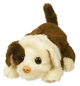 Furreal Snuggimals Puppy Crème and Chocolate